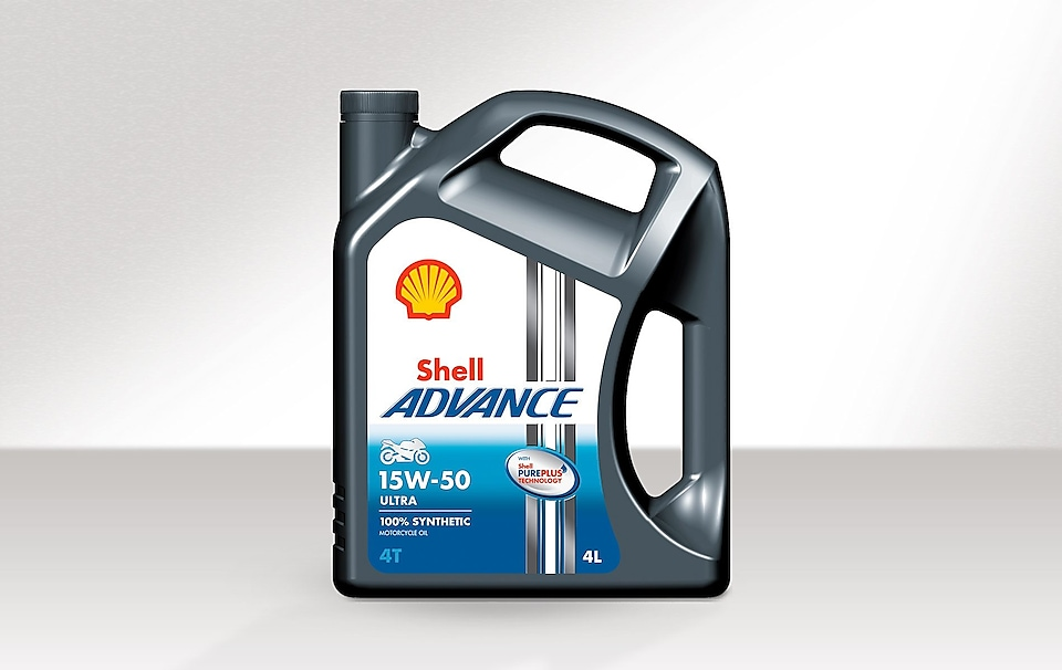 Shell Advance Ultra packshot